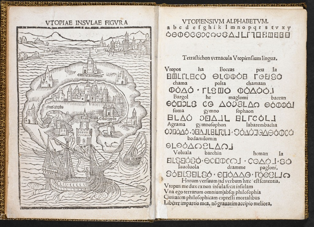 Thomas More's Utopia 1516
